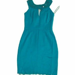 Trina Turk cut out cocktail dress size 2